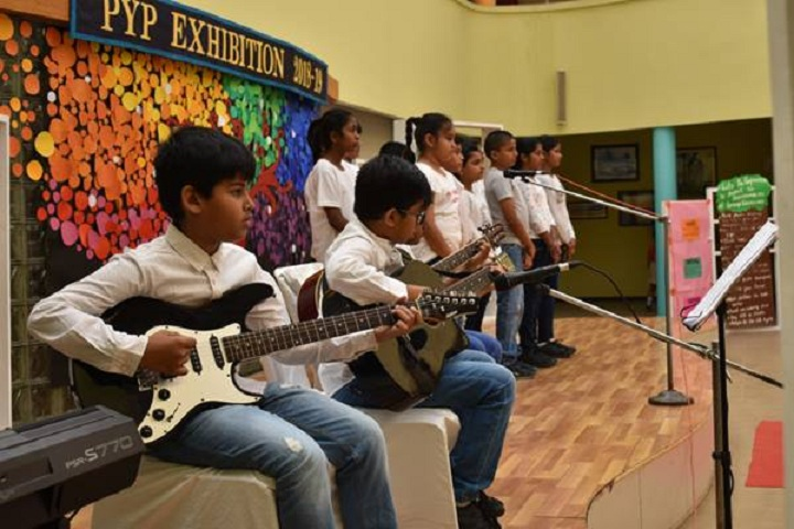 D R S International School-Music