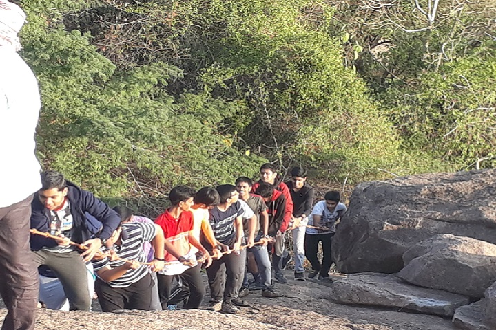 DAV Public School-trekking