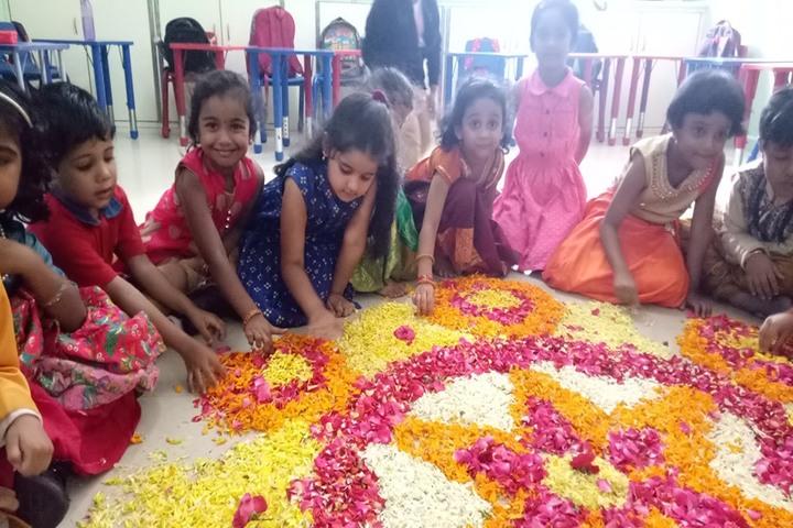 Delhi School Of Excellence-Diwali Celebrations