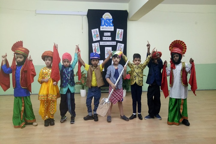 Delhi School Of Excellence-Fancy Dress Competition