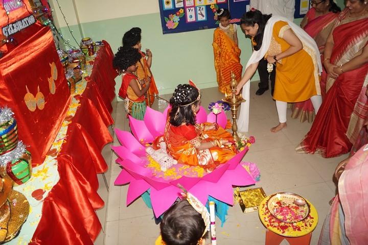 Delhi School Of Excellence-Festival Celebrations