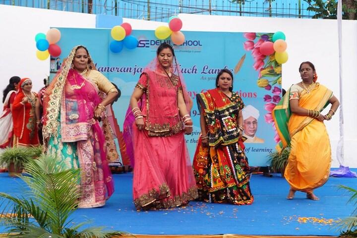 Delhi School Of Excellence-Teachers Day