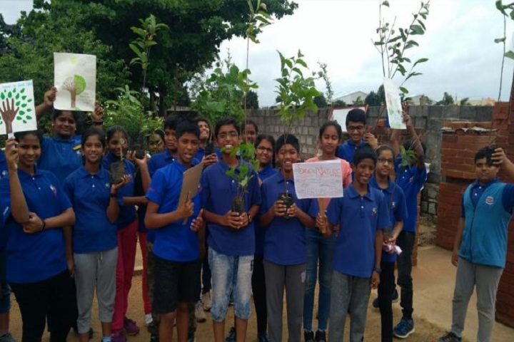 Diksha School-Earth Day Celebrations