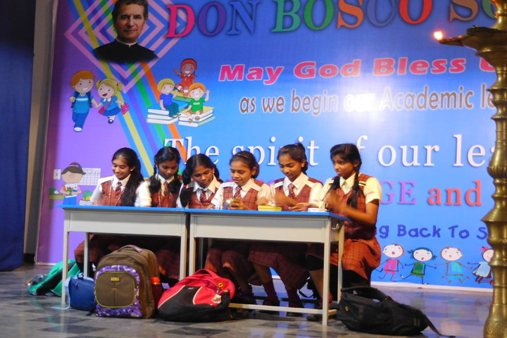 Don Bosco School-Drama