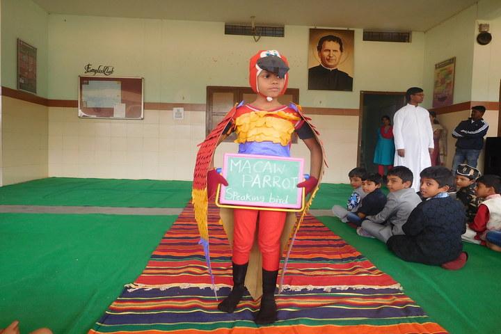 Don Bosco School-Fancy Dress Competition