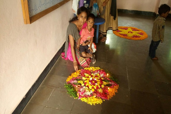 Don Bosco School-Diwali Celebrations