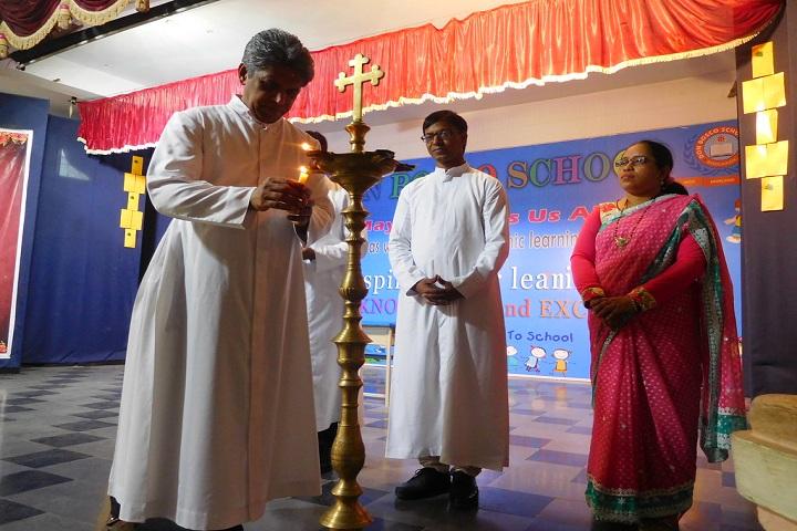 Don Bosco School-Annaul Day