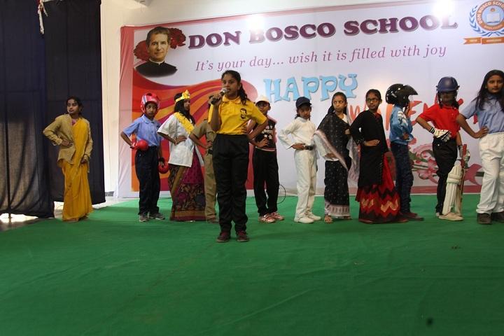 Don Bosco School-Womens Day Celebrations