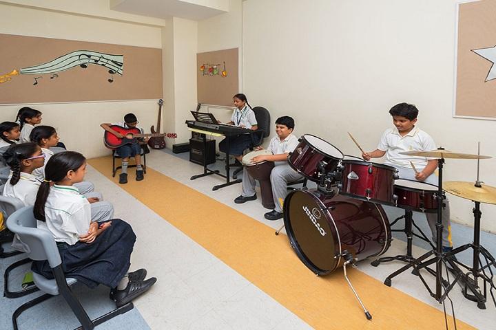 Euro School-Music Rooms