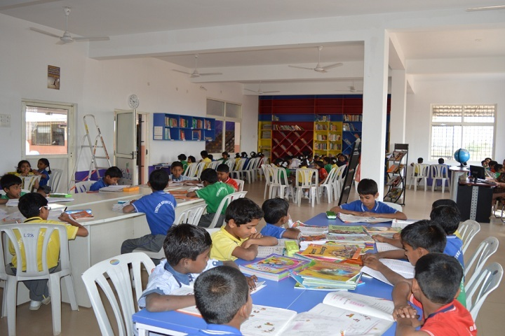 Fortune Butterfly School-Library