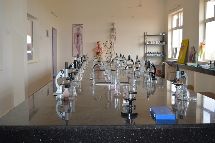 Fortune Butterfly School-Science Lab