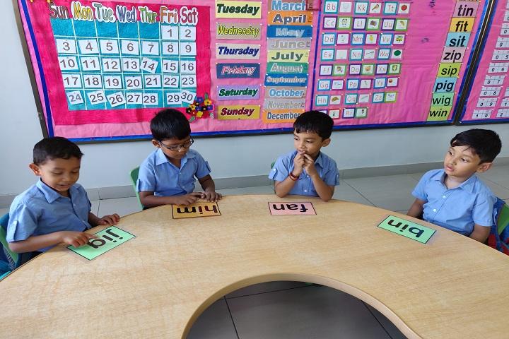 Ganges Valley School-Activities