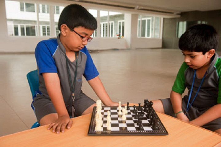 Ganges Valley School-Games