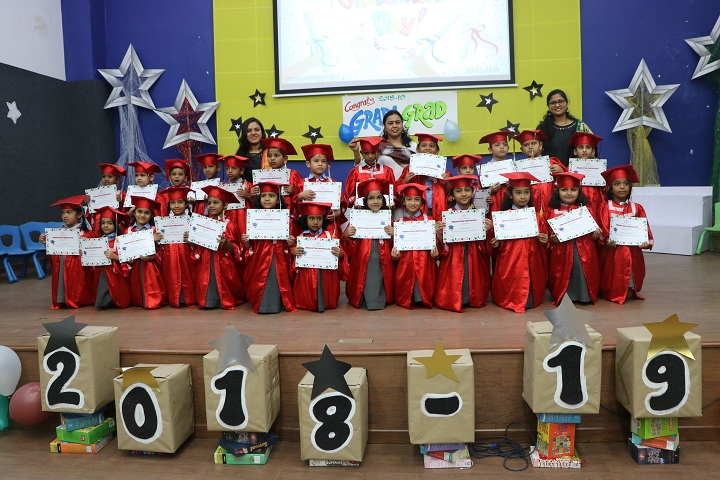 Ganges Valley School-Graduation Day