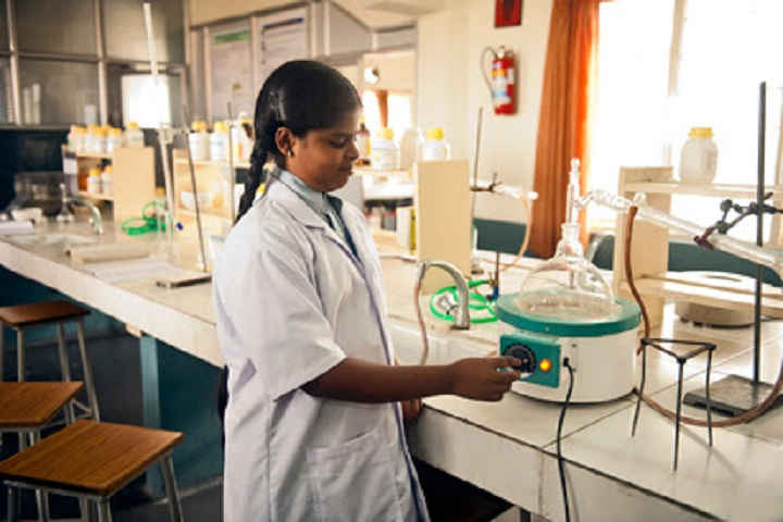 Ganges Valley School-Laboratory