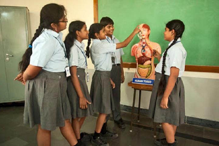 Ganges Valley School-Science Lab