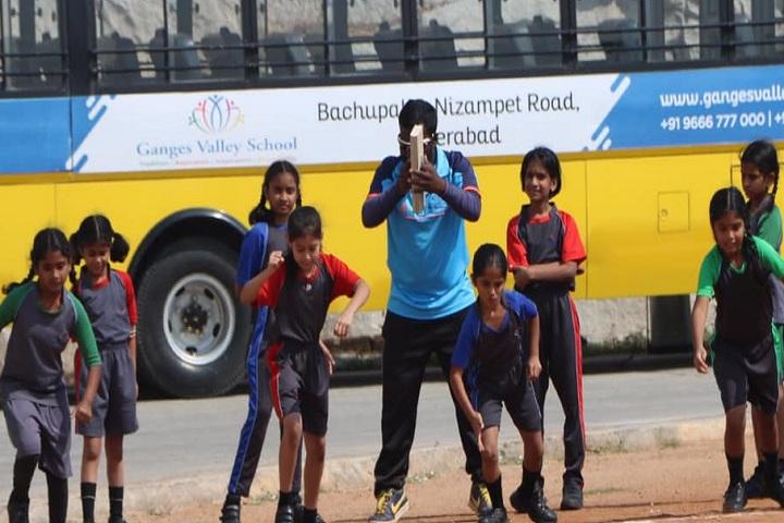 Ganges Valley School-Sports Day
