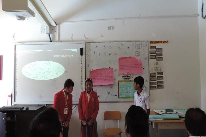 Geetanjali High School-Activity