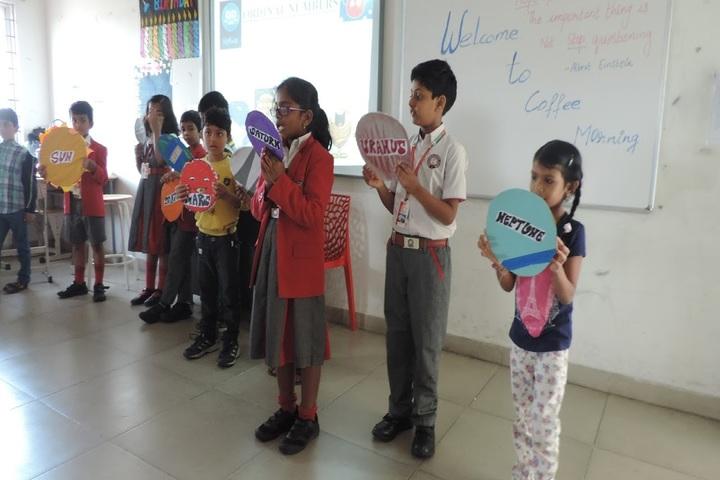 Geetanjali High School-Classroom Activity