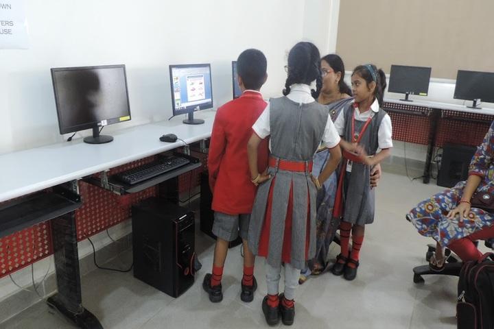Geetanjali High School-Computer Lab