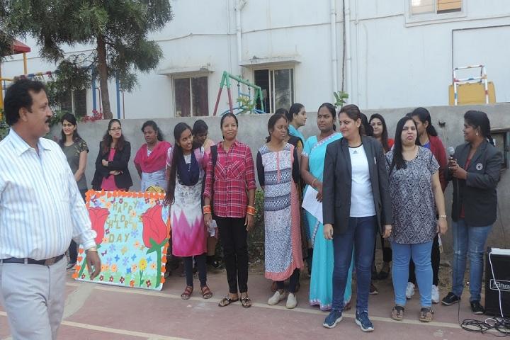 Geetanjali High School-Childrens Day Celebrations