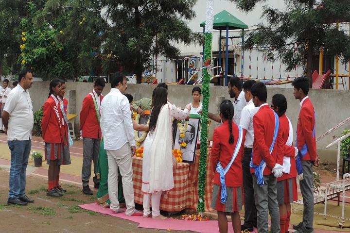 Geetanjali High School-Independence Day