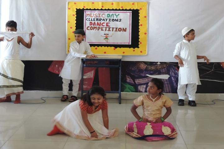 Geetanjali High School-Music Day