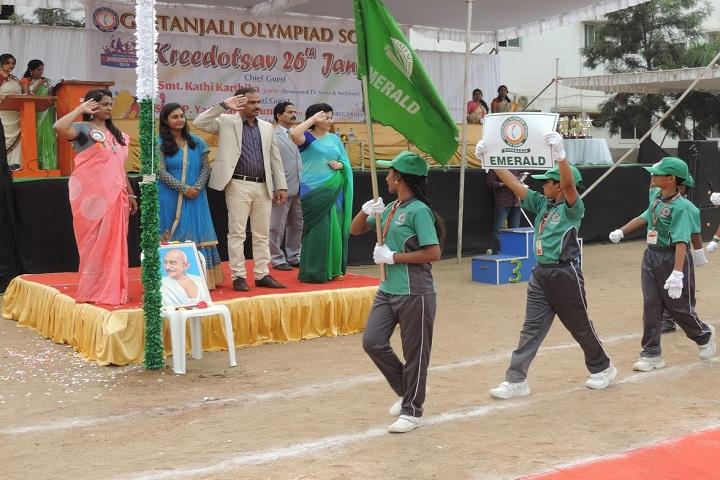 Geetanjali High School-Republic Day