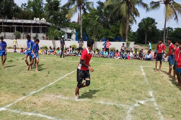 Geetanjali High School-Sports