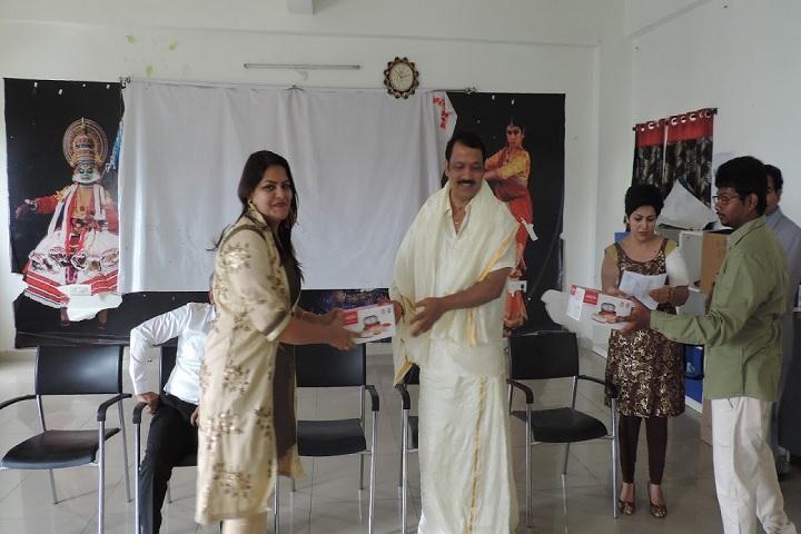Geetanjali High School-Teachers Day