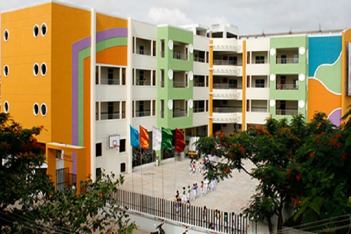 Genesis School-Campus View