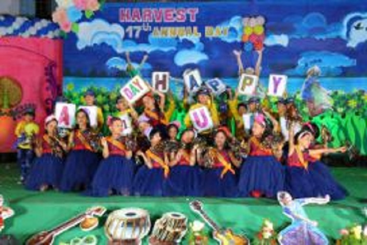 Harvest Public School-Annual Day Celebrations