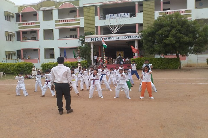 HRD School Of Excellence-Karate