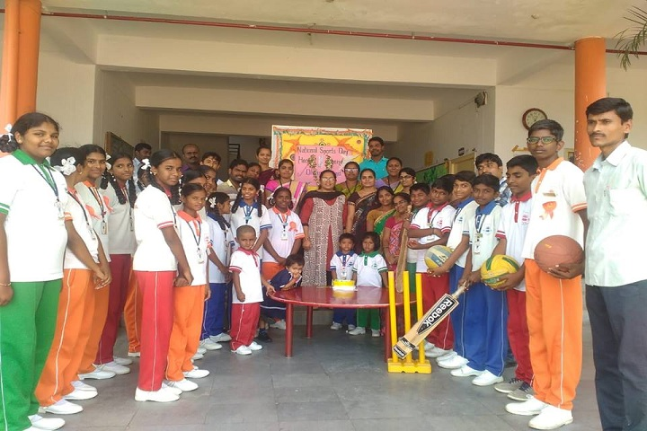 HRD School Of Excellence-Sports Day