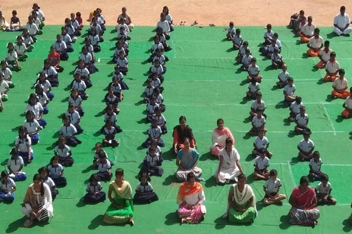 HRD School Of Excellence-Yoga Day