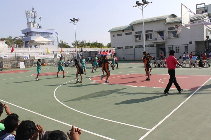 Indus Universal School-Sports