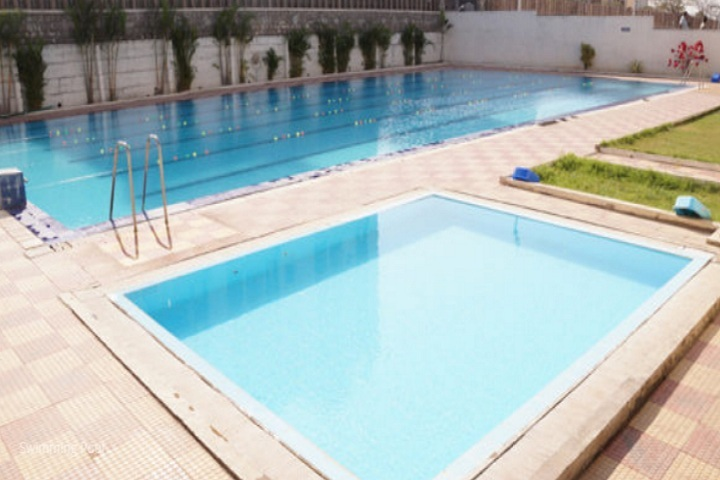 Indus Universal School-Swimming Pool