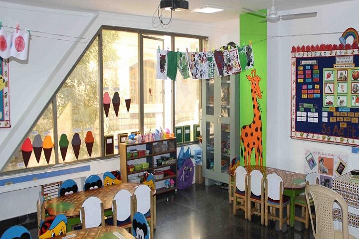Iqbalia School-Activities Room