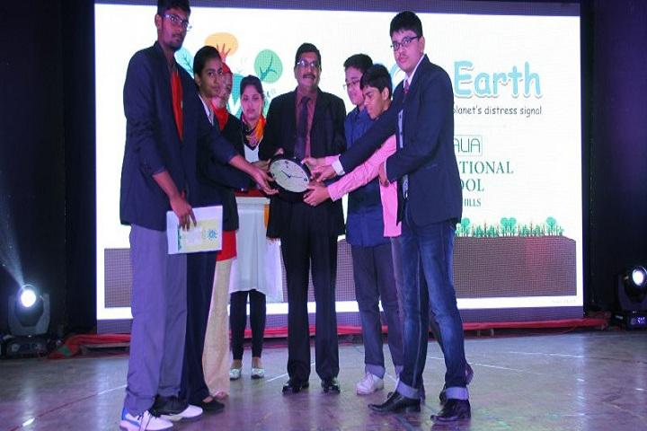 Iqbalia School-Awards