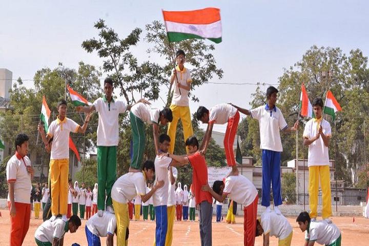 Iqbalia School-Independence Day