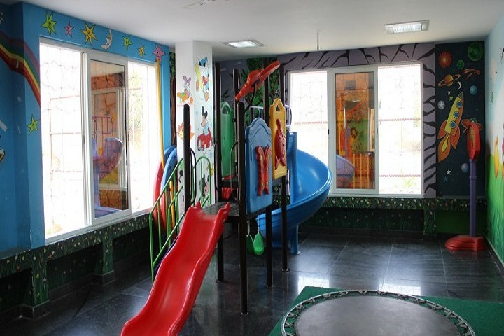 Iqbalia School-Kids Play Room