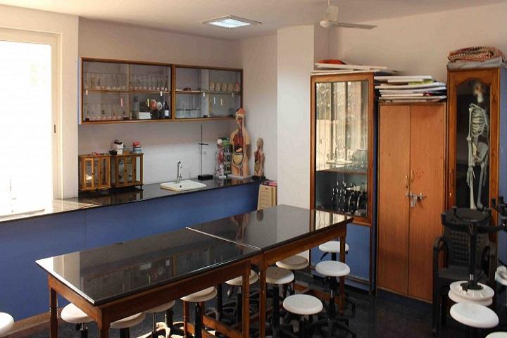 Iqbalia School-Physics Lab