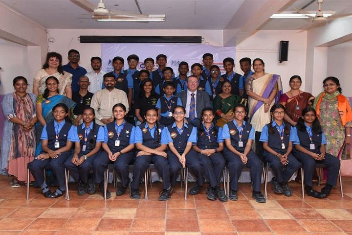 Jain Heritage-A Cambridge School-Students