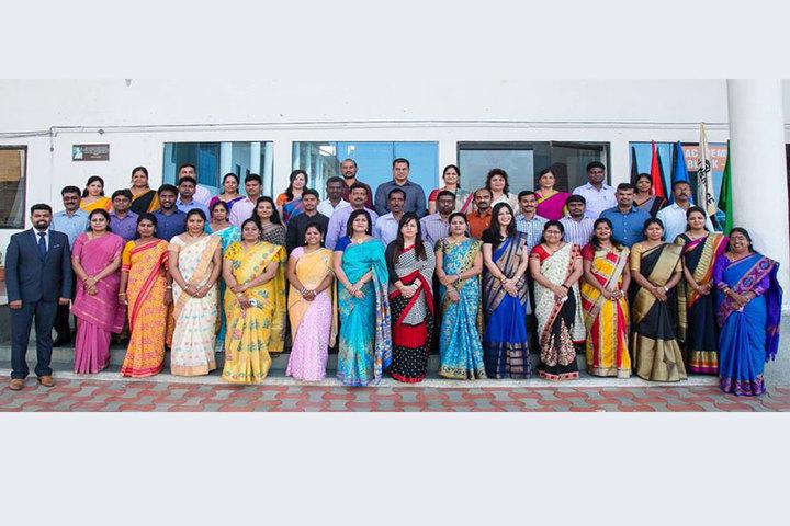 Jain Heritage-A Cambridge School-Staff-Photo