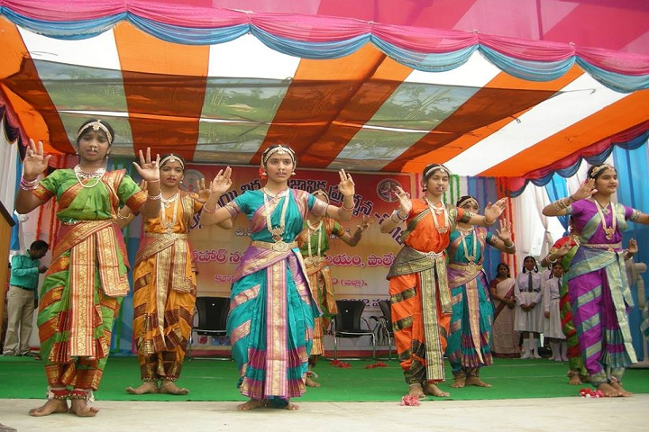 Jawahar Navodaya Vidyalaya-Dance Program