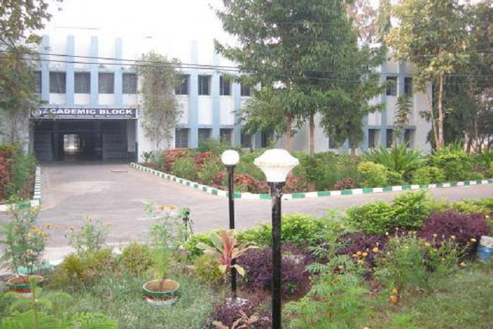 Jawahar Navodaya Vidyalaya-School Campus