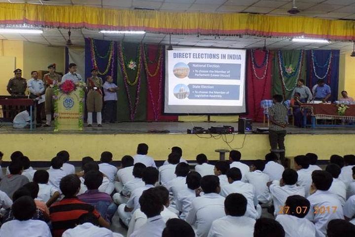 Jawahar Navodaya Vidyalaya-ppt presentation to students
