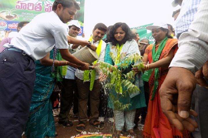 Jawahar Navodaya Vidyalaya-Harithaharam