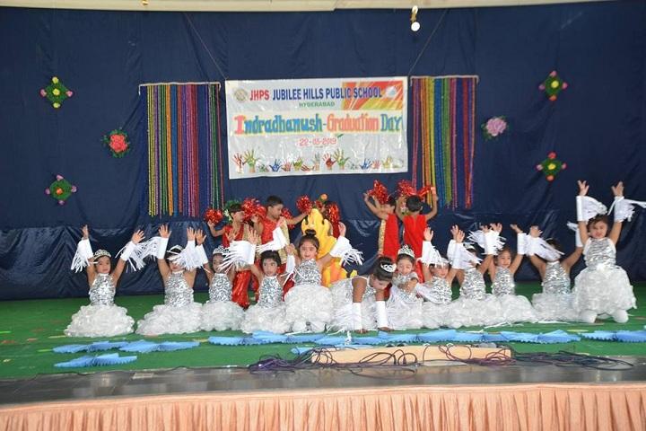 Jublieehills Public School-Graduation Day