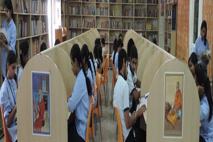 Jubilee Hills Public School-Library